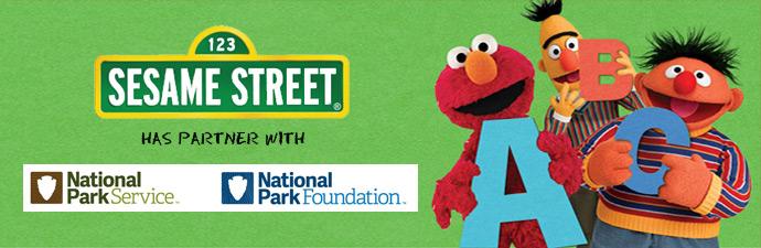 Sesame Street Explores National Parks